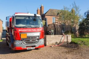 domestic heating oil worcester